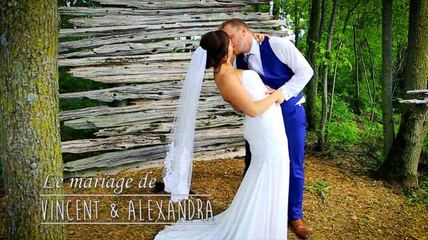 vignette mariage alexandra et vincent